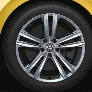 Sebring Alloy Wheel 18 Galvano Grey Metallic