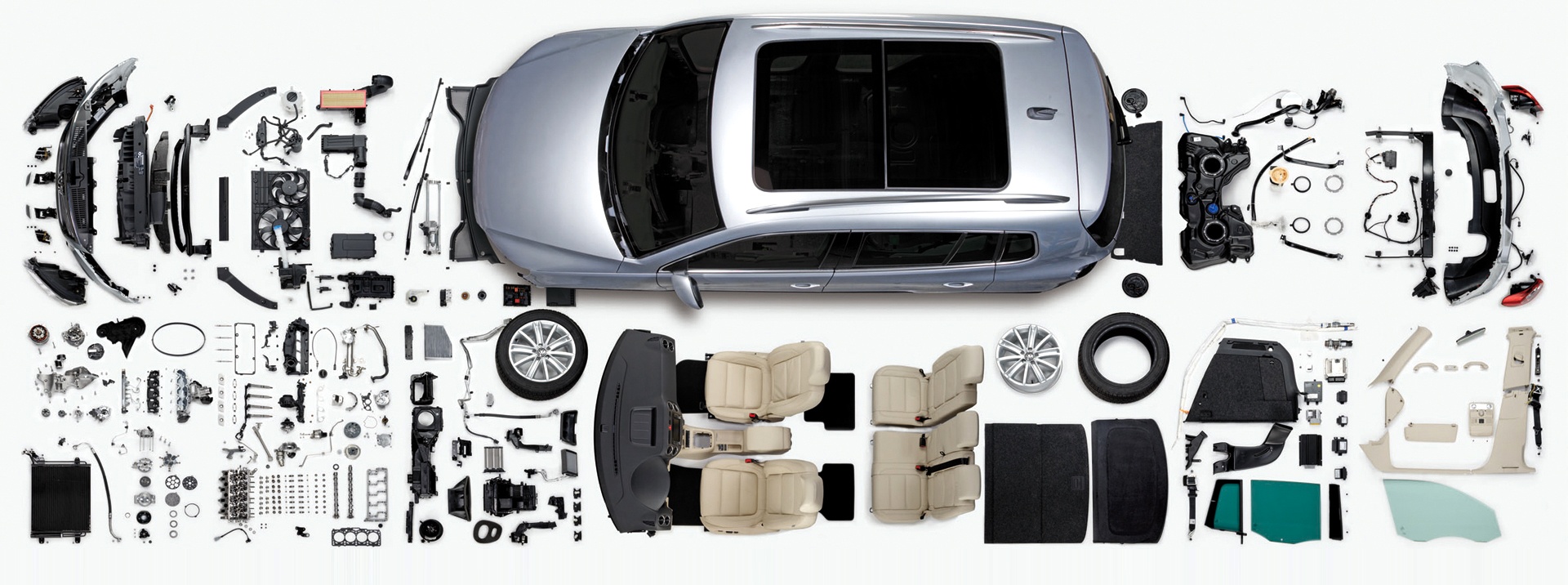Volkswagen Parts Uk Genuine Accessories 94 Cadillac Engine Diagram