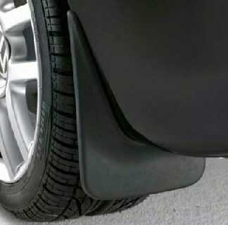 Golf [1J1] Rear Mudflaps