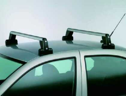 Golf [1J1] Roof Bars
