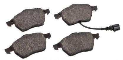 Rear Brake Pads - 1K0698451G