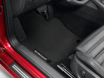 Scirocco [137] Front Luxury Mat Set