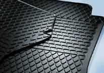 Transporter T5, T6 Front Carpet mats