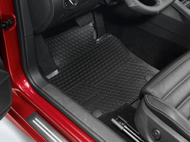 Scirocco [137] Front Rubber Mats