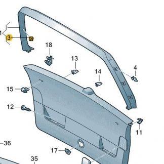 Rear Trim Panel