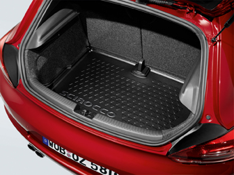 Scirocco [137] Semi-Rigid Boot Liner