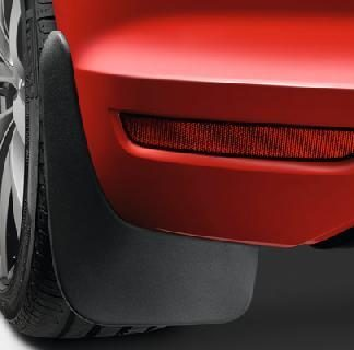Scirocco GP Rear Mudflaps