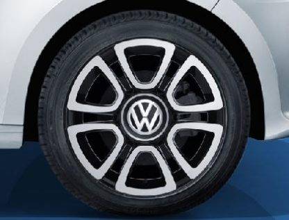Up! [1S] Triangle Alloy Wheel
