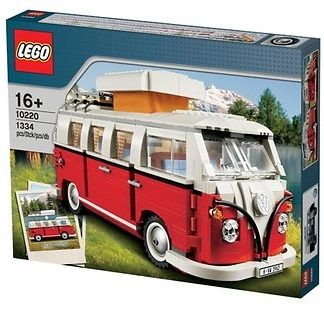 Lego Camping Bus