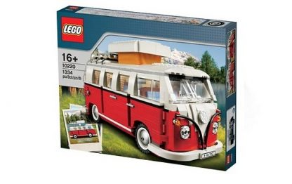 Lego Camping Bus