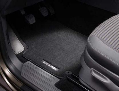 Amarok Front Carpet mats