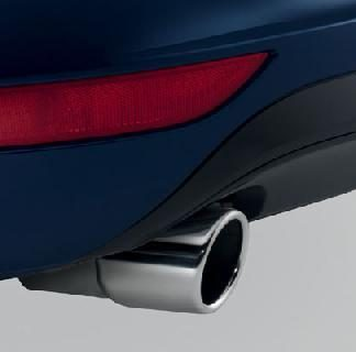 Passat [36] Exhaust Trim