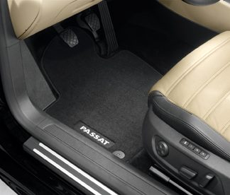 Passat [3C] Luxury Front Carpet Mats