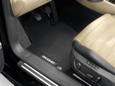 Passat [3C] Luxury Front Carpet Mats