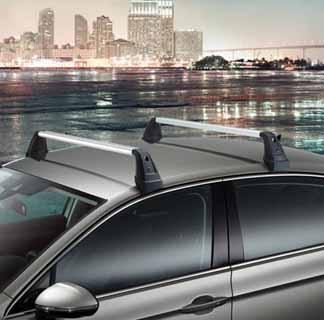 Passat Saloon [3G] Roof Bars