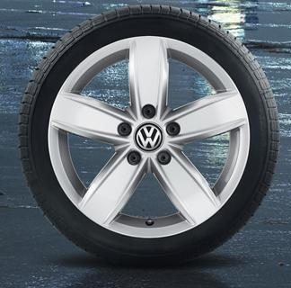 Corvara Alloy Wheel