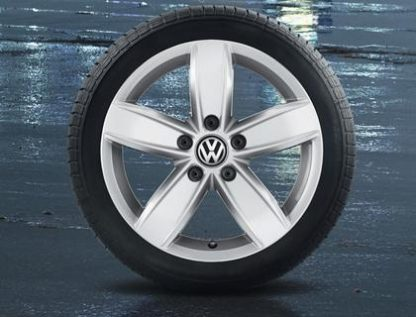 Corvara Alloy Wheel