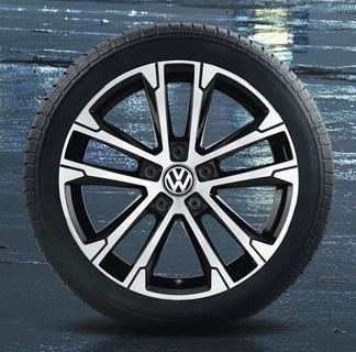 Singapore Alloy Wheel