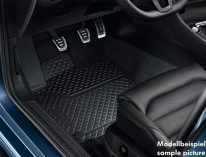 Passat [3G] Rear Rubber Mat Set