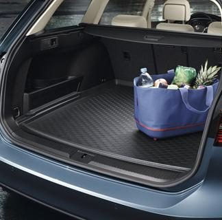 Passat Estate [3G] Semi-rigid Luggage Mat
