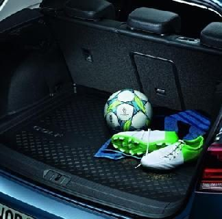 Golf SV Luggage Compartment Mat