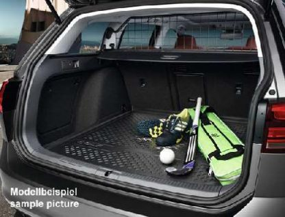 Golf SV Luggage Compartment Tray