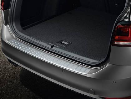 Golf SV Rear Bumper Protection