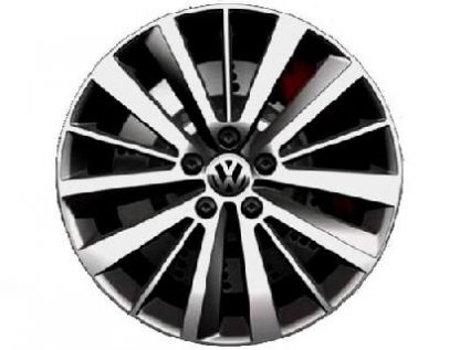 Preston Alloy Wheel