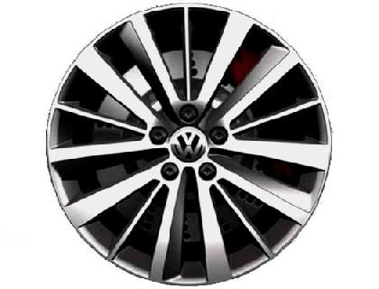 Preston Alloy Wheel