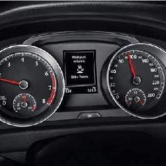 Cruise Control – Vehicles with Multi Function Display (MFD