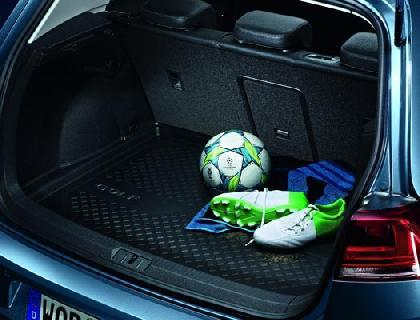 Golf [5G] Luggage Compartment Tray