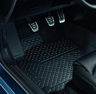 Golf [5G] Front Rubber Mats