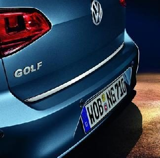 Golf SV [17] Rear Chrome Strip