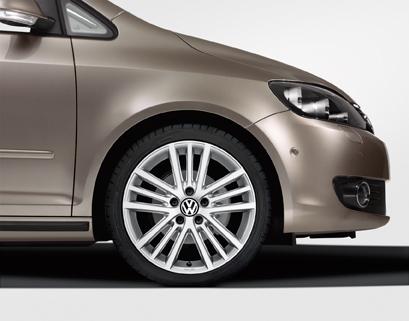 """Onyx Alloy Wheel - 17"""" Brilliant Silver"""