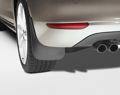 Golf Plus [52] Rear Mudflaps