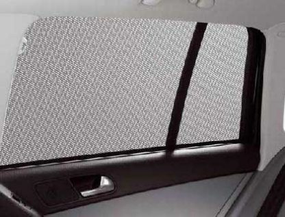 Tiguan [5N1], [5N2] Sunblinds - Rear Windows