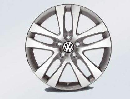 """Davenport Alloy Wheel - 18"""" Brilliant Silver"""