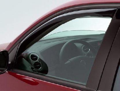 Tiguan [5N1], [5N2] Wind Deflector - Rear Side Window