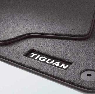 Tiguan [5N1], [5N2] Luxury Front Carpet Mats