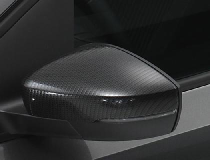 Mirror Caps - Carbon Optic
