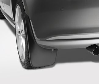 Polo [6R] Rear Mudflaps