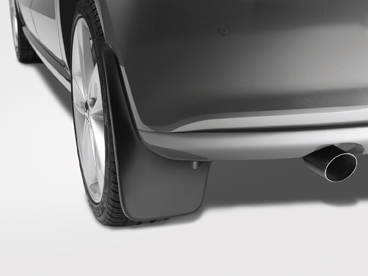 Polo [6R] Front Mudflaps