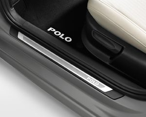 Polo [6R] Door Sill Trims - Steel