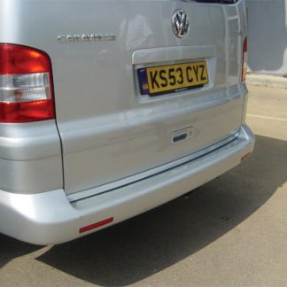 Transporter Chrome Tailgate Trim