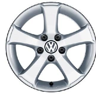 Dakar - Bi-Colour Alloy Wheel