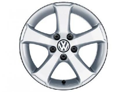 "Sima Alloy Wheel - 16"" Brilliant Silver"