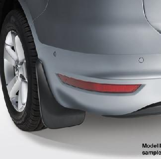 Sharan [7N] Rear Mudflaps