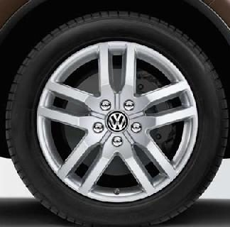 "Diorit Alloy Wheel - 19"" Sterling Silver"