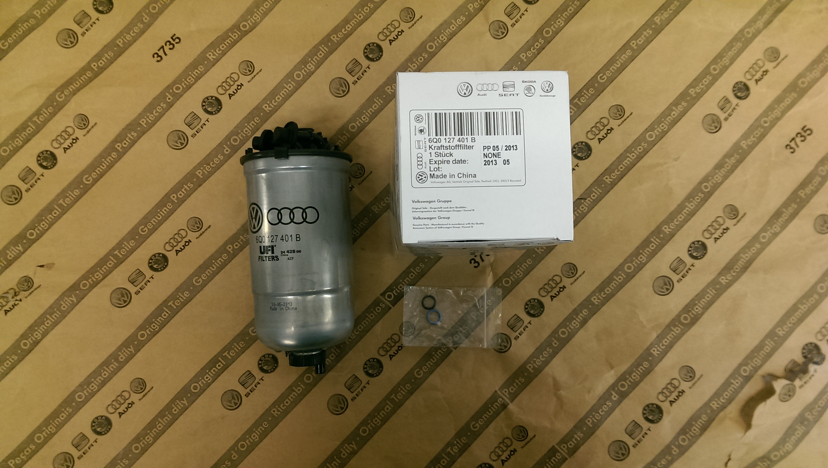 Fuel Filter Volkswagen Parts Uk Audi