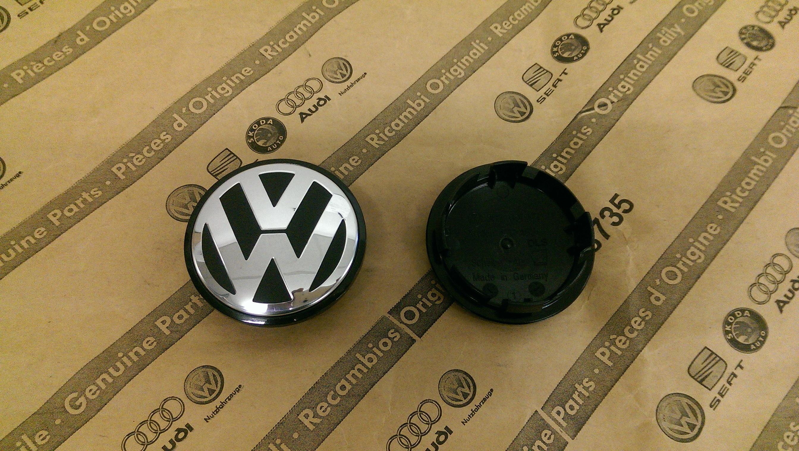 Centre Cap Volkswagen Parts Uk